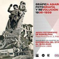 [Espanha] 'Gráfica anarquista': uma exposição mostra as fotografias da revolução de 36