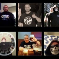 [Canadá] Messe des Morts: neonazi, Pascal Giroux, levou uma surra