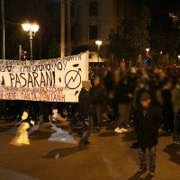 [Grécia] Manifesto pelos onze anos da morte de Alexis Grigoropoulos reúne milhares de pessoas em Atenas