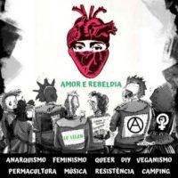[Peruíbe–SP] Convocatória: No gods No masters Fest 2020 | Amor e Rebeldia