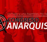 Começa o processo para um Congresso Anarquista no Chile