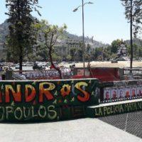 [Chile] Em recordação aos 11 anos do assassinato de Alexandros Grigoropoulos na Praça Dignidade