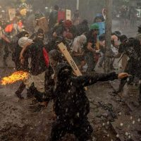 [Chile] Santiago: 56º dia de Revolta Social