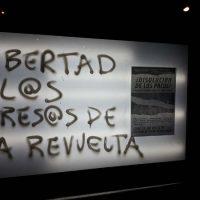 [Chile] Liberdade para as presas e presos da revolta