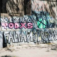 [Chile] Santiago: 45º dia de Revolta Social