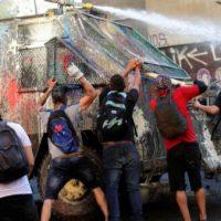 [Chile] Santiago: 59º dia de Revolta Social