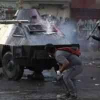 [Chile] Santiago: 50º dia de Revolta Social