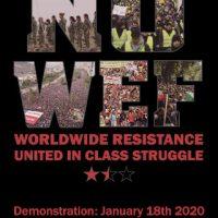 [Suíça] Resistência mundial - Unidos na luta de classes - Contra o Fórum Econômico Mundial (FEM)