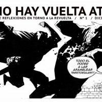 "[Chile] Boletim | ""Ya no hay vuelta atrás"": reflexões sobre a revolta"