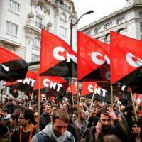 """[Espanha] CNT chama a """"manter e estender"""" a luta pela dignidade após a greve geral"""