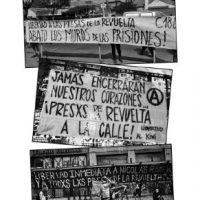 """[Chile] Palavras da biblioteca de dentro da prisão """"La Revuelta"""""""