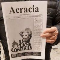 [Espanha] A luta continua