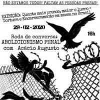 """[São Paulo-SP] Jornada anticarcerária """"Não estamos todos! Faltam às pessoas presas!"""""""