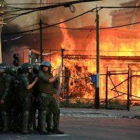 [Chile] Santiago: 103º Dia de Revolta Social