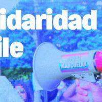 Lançamento | Vídeo: Solidariedade sem fronteiras! Ato em Porto Alegre em apoio ao levante chileno.