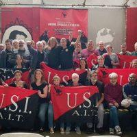 A União Sindical Italiana, a USI