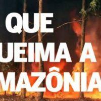 Lançamento | Vídeo: O Que Queima a Amazônia