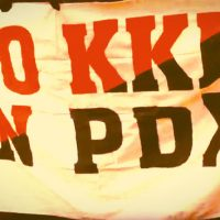 [EUA] Informe e vídeo sobre a recente mobilização antifascista em Portland contra a KKK