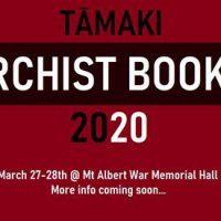 [Nova Zelândia] Aotearoa: Angariação de fundos para a Feira Anarquista do Livro de Tāmaki 2020