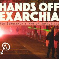 [Grécia] Vídeo | Tire as mãos de Exarchia: A Guerra da Nova Democracia Contra Anarquistas