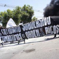 [Chile] Santiago: 105º Dia de Revolta Social