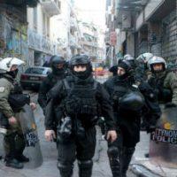 [Grécia] Em Atenas, polícia desaloja okupa de refugiados e imigrantes