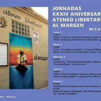 [Espanha] O ateneu libertário mais longevo de Valência celebra seu XXXIV aniversário