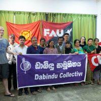 Alianças internacionais para acabar com a exploração: segunda jornada da conferência no Sri Lanka