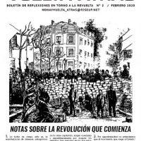 """[Chile] """"Ya no hay vuelta atrás"""" N°2: reflexões em torno à revolta"""