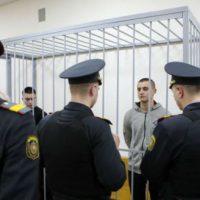 [Bielorrússia] Dois anarquistas são condenados a 7 anos de prisão por uma série de ações diretas