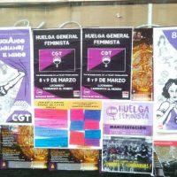 [Espanha] Pelo feminismo de classe 8 de março de 2020: Dia Internacional da Mulher Trabalhadora