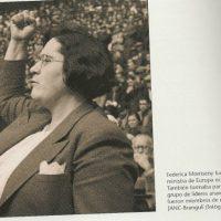 A primeira mulher ministra da Espanha: de Saúde e anarquista