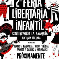 """[México] Chamado para a Segunda Feira Libertária Infantil """"Construindo Anarquia"""""""
