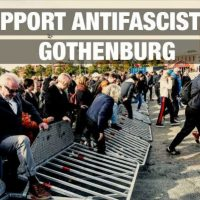 [Suécia] Apoie os Antifascistas em Gotemburgo