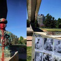 Protestos do Chile questionam história oficial das estátuas