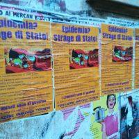 """[Itália] """"Epidemia""""? Massacre do Estado!"""