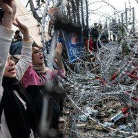 [Espanha] Não aos massacres nas fronteiras europeias