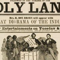 [EUA] 72 horas de agonia: Henry Brown, o escravo que conseguiu alforria ao ser enviado dentro de uma caixa
