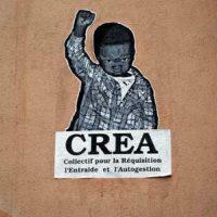[França] Carta aberta da Campanha de Pedidos de Apoio Mútuo e Autogestão - CREA