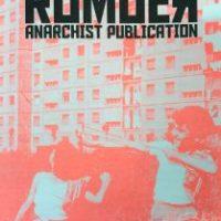 [EUA] A publicação anarquista Rumoer # 2 já está disponível!