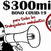 [Chile] Santiago: Nasce o Sindicato Autogestionado de Trabalhadores Ambulantes