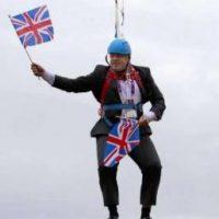 [Reino Unido] O guerreiro Boris derrota o Coronavírus
