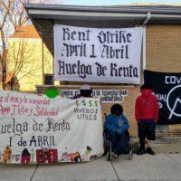 [EUA] Chicago, IL: Ocupação De Um Edifício Bancário Transformado Num Centro De Apoio Mútuo