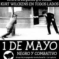 [Chile] Primeiro de Maio Negro e Combativo