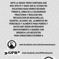 [Chile] Luta e solidariedade