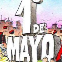 """[Espanha] Manifesto da """"Red Black Coordination"""" pelo Primeiro de Maio"""