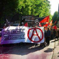 [Alemanha] Por um 1º de Maio anarquista em Leipzig e no mundo todo!