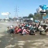 Bombas de gás e humilhação: ações extremas na quarentena contra a covid-19