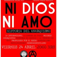 [Chile] Ciclo de Cinema Anarquista Online