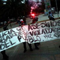 Mais de 60 detidos em protesto contra polícia no Chile